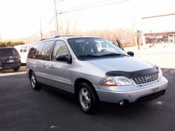 FORD WINDSTAR 3.8 silver