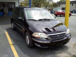 FORD WINDSTAR black