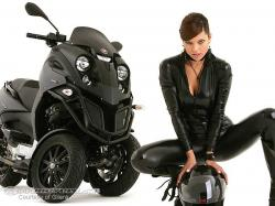 GILERA FUOCO 500 brown