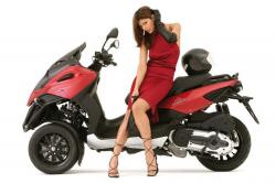 GILERA FUOCO brown
