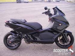 GILERA GP 800 black