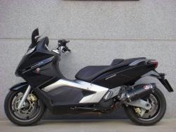 GILERA GP800 black