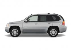 GMC ENVOY green