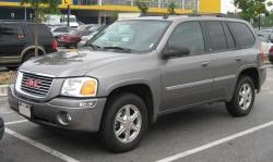 GMC ENVOY red