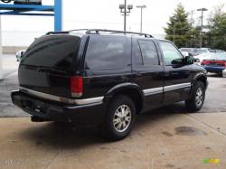 GMC JIMMY 4X4 black