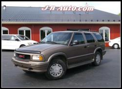 GMC JIMMY 4X4 brown