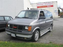 gmc safari van