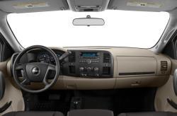 GMC SIERRA 1500 interior