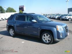 GMC TERRAIN AWD blue