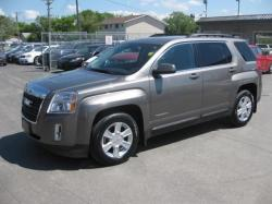 GMC TERRAIN AWD brown