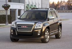 GMC TERRAIN black