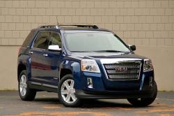 GMC TERRAIN blue