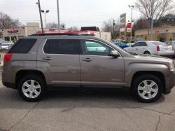 GMC TERRAIN brown