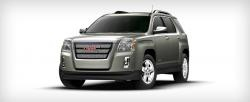 GMC TERRAIN green