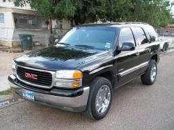 GMC YUKON 6.0 black