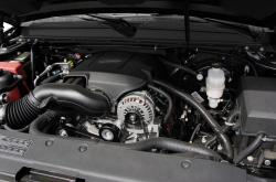 GMC YUKON engine