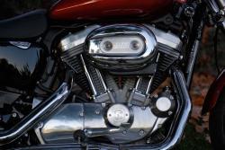 HARLEY-DAVIDSON 883 ROADSTER engine