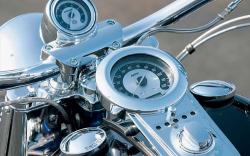 HARLEY-DAVIDSON FLSTFSE SCREAMIN EAGLE FAT BOY blue
