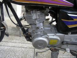 HONDA 125 CG engine