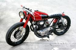 HONDA 350 brown