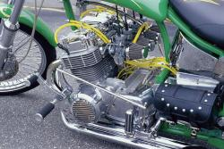 HONDA 750 engine