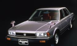 HONDA ACCORD 1800 brown