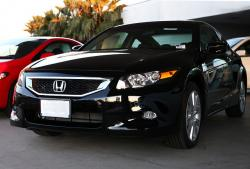 HONDA ACCORD black