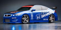 HONDA ACCORD blue