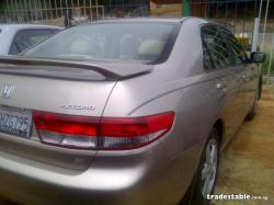 HONDA ACCORD brown