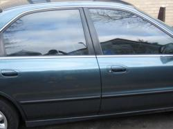 HONDA ACCORD green