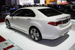 HONDA ACCORD white