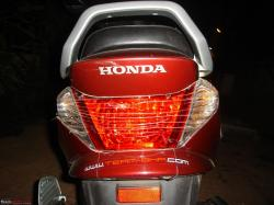 HONDA AVIATOR engine