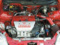 HONDA BALLADE engine