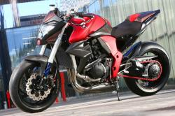 HONDA CB1000R C-ABS engine