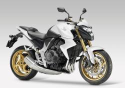 HONDA CB1000R C-ABS white