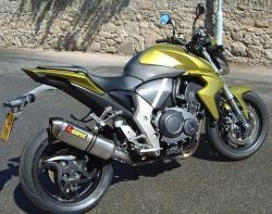 HONDA CB1000R green