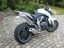 HONDA CB1000R white