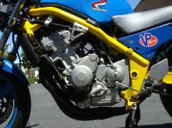 HONDA CB1 engine