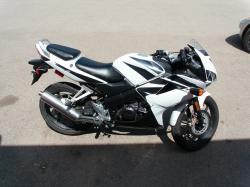 HONDA CBR125 white