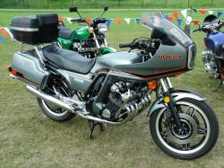 HONDA CBX brown