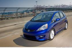 HONDA CITY FIT blue