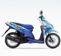HONDA CLICK blue
