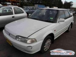 HONDA CONCERTO brown