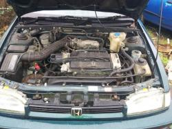 HONDA CONCERTO engine