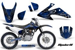 HONDA CRF blue