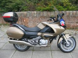 HONDA DEAUVILLE brown