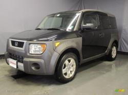 HONDA ELEMENT AWD black