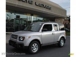 HONDA ELEMENT AWD silver