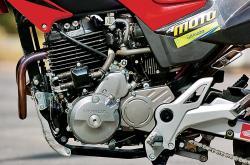 HONDA FMX engine