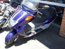HONDA FORESIGHT 250 blue